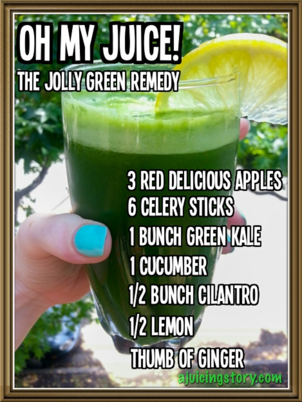 The Jolly Green Remedy